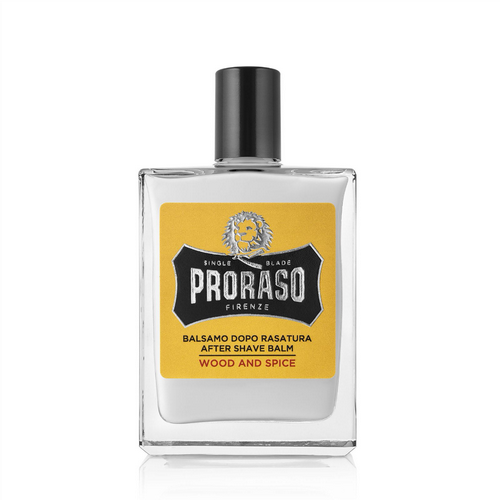Proraso After Shave Balm - Wood & Spice 100ml